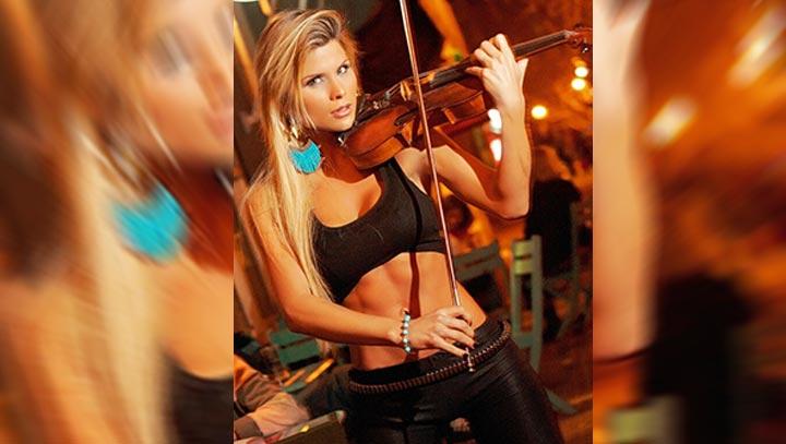 contratar a viella violinista