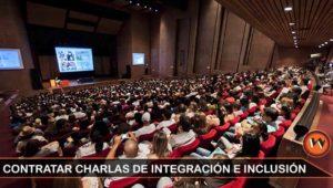 contratar charlas de integracion e inclusion