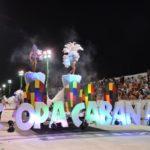 contratar a la comparsa copacabana