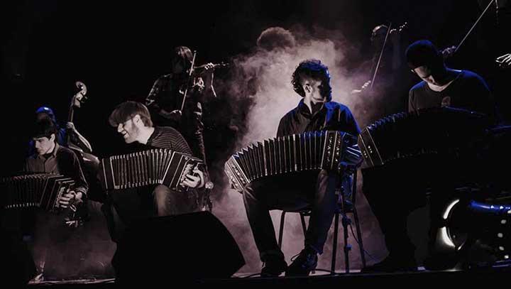 contratar a la orquesta tipica ciudad baigon