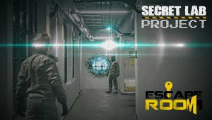 contratar a escape room secret lab