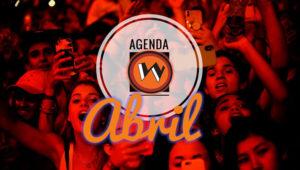 agenda de shows
