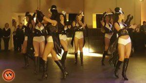 contratar bailarinas