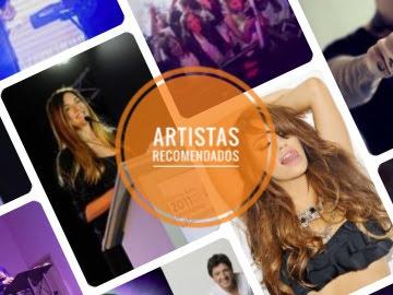 Artistas Recomendados